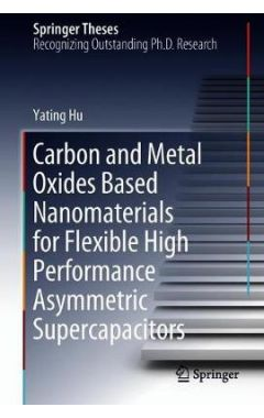 Carbon and Metal Oxides Based Nanomaterials for Flexible High Performance Asymmetric Supercapacitors