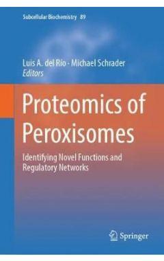 89 Sub. Biochem - Proteomics of Peroxisomes