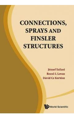 CONNECTIONS, SPRAYS, AND FINSLER STRUCTURES