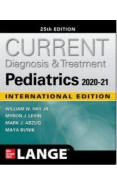 Ie Current Diagnosis And Treatment Pediatrics 25e