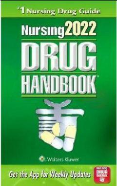 (SNP) Nursing2022 Drug Handbook 42e IE