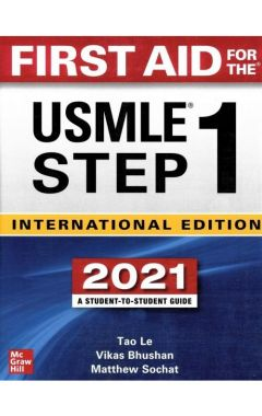 Ie First Aid For The Usmle Step 1 2021 31e